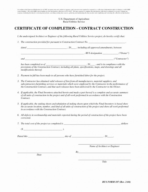 Practical Completion Certificate Template Jct 11 Professional Templates Certificate Of Completion Certificate Format Certificate Of Completion Template