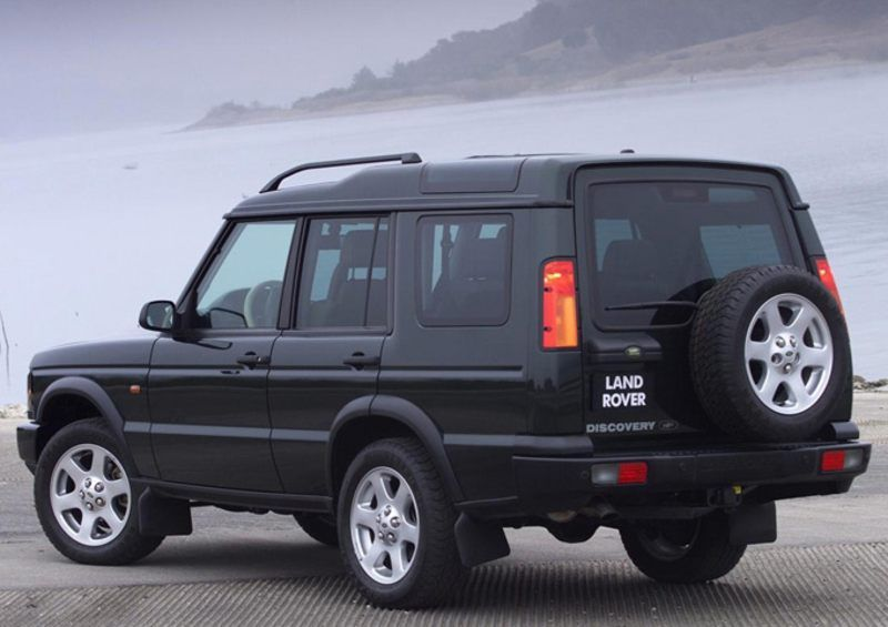 2003 land rover discovery looks like the one i use to own want another one my bucket list. Black Bedroom Furniture Sets. Home Design Ideas