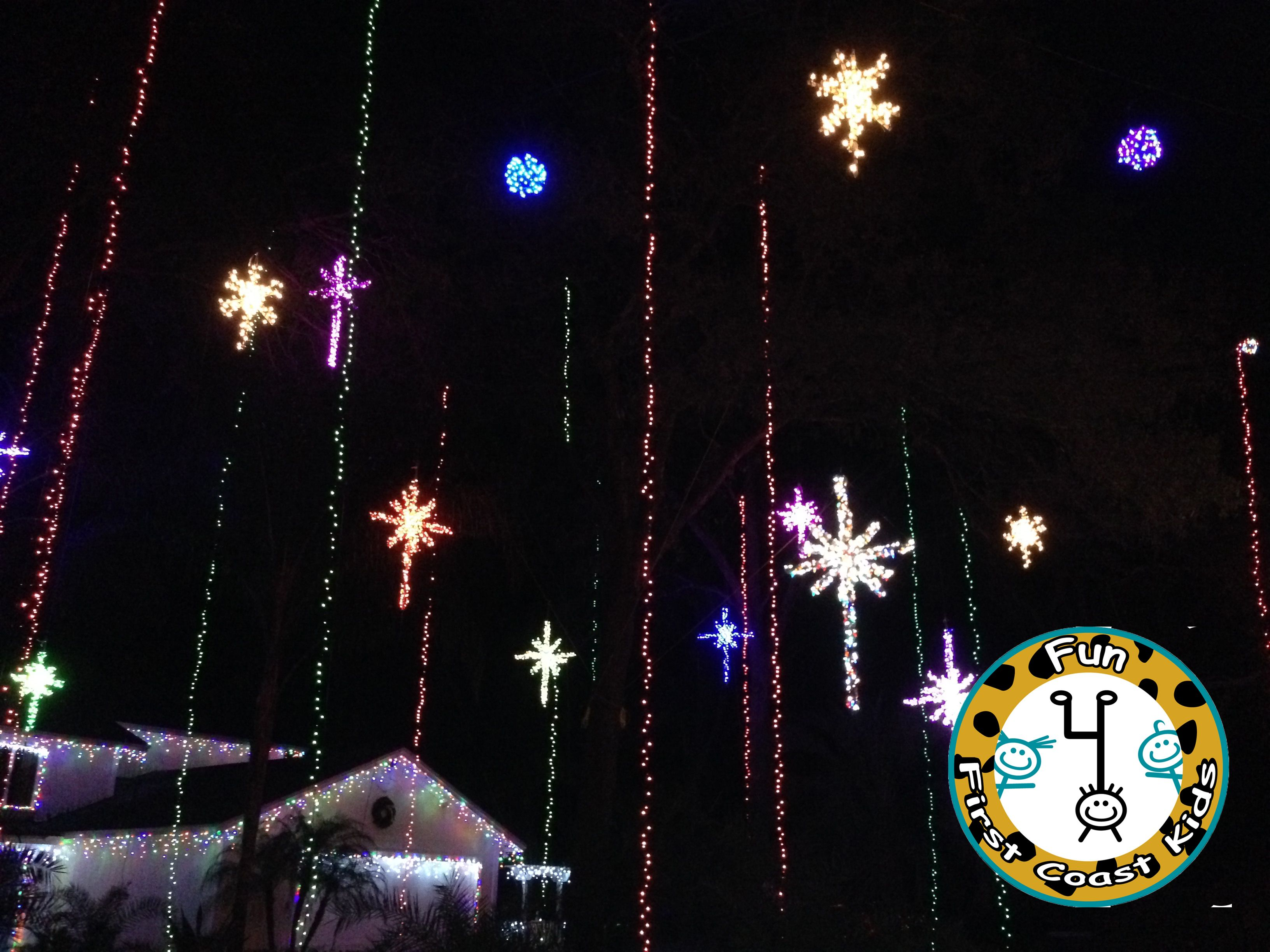 Girvin Road Christmas Lights (Black Hawk Subdivision) In ...