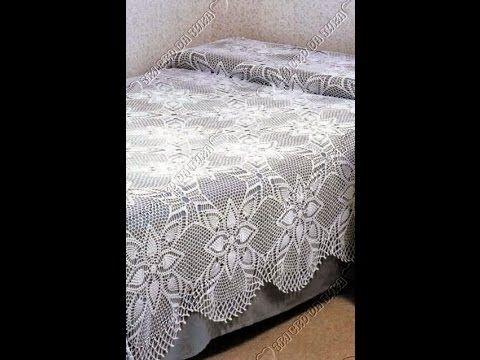 Crochet Bedspread Free Simplicity Patterns140 Crochet