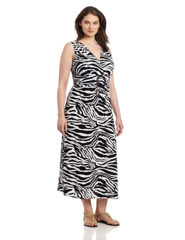 444a7958f1dd Star Vixen Womens Plus-Size Sleeveless O-Ring Maxi, $60.00 | Cool ...