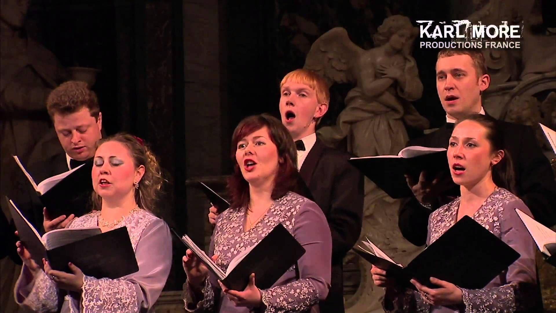 Tchasstouchki Chant Traditionnel Russe Choeur Des Nouvelles Voix De Saint Petersbourg Chant Chorale Saint Petersbourg
