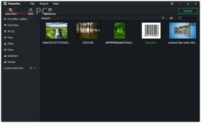 Giveaway Cgaga Fotosifter Full License Key Free Coupon Photo Editing Software Photo Editing Photo Slideshow Video