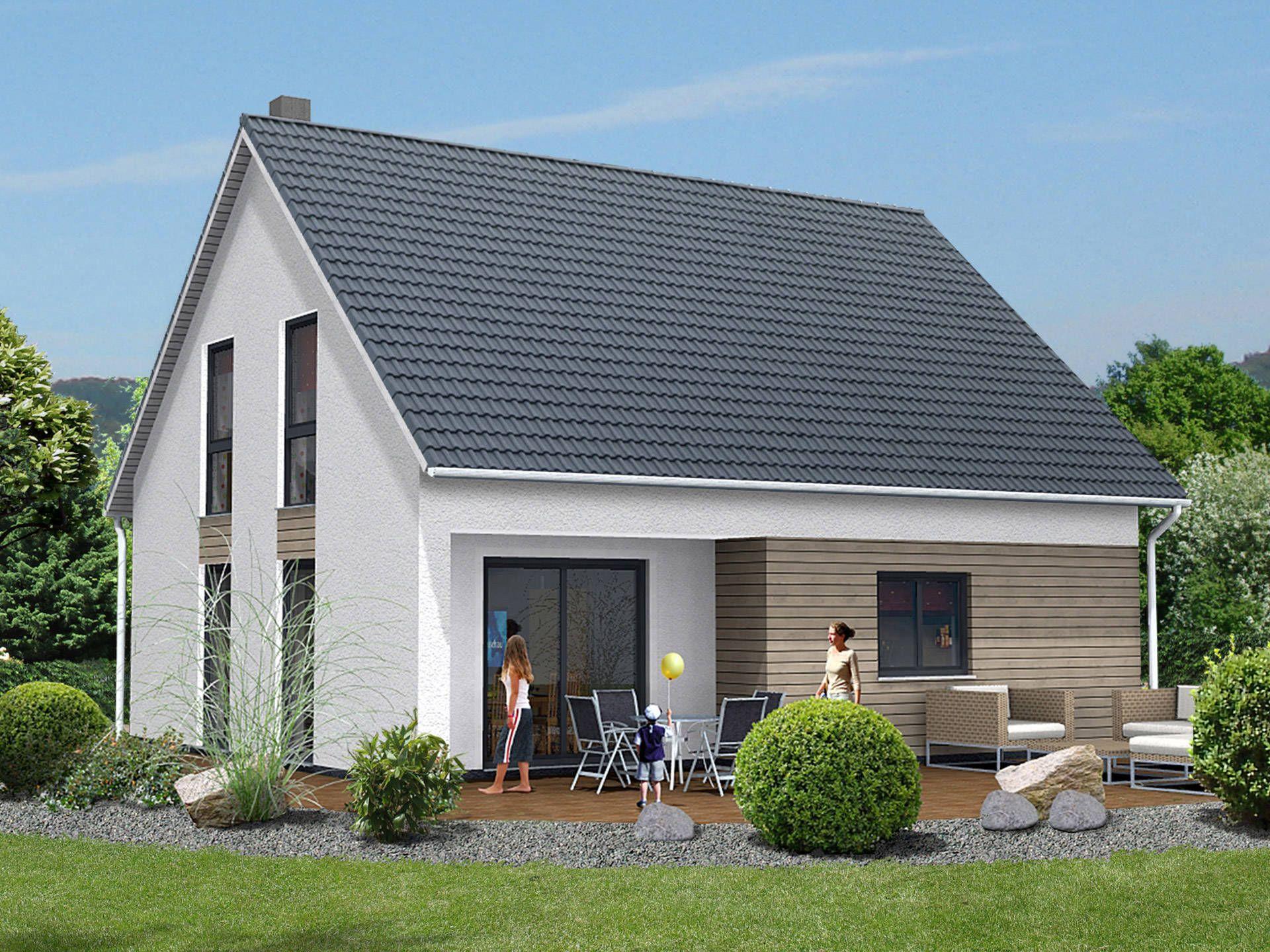 Kompakthaus 114 Energiesparhaus Pinterest