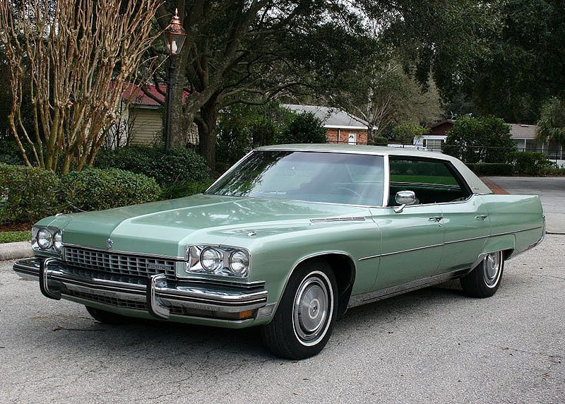 1973 Buick Electra Limited Hardtop | MJC Classic Cars | Pristine Classic Cars Fo…