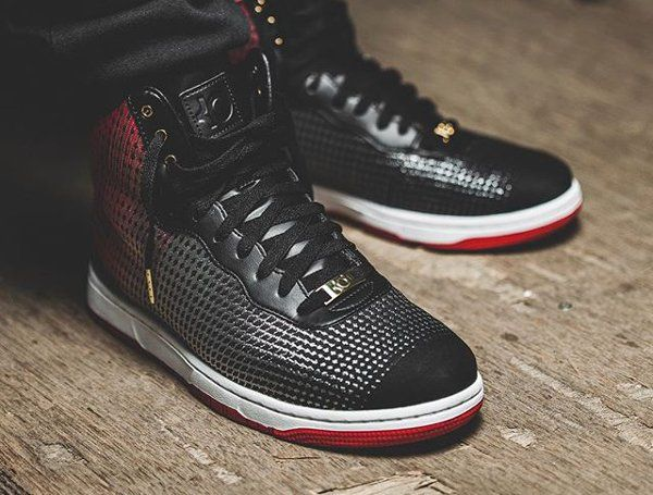 JUST LIFE STYLE™®: Nike KD VIII NSW Lifestyle 'Bred'.
