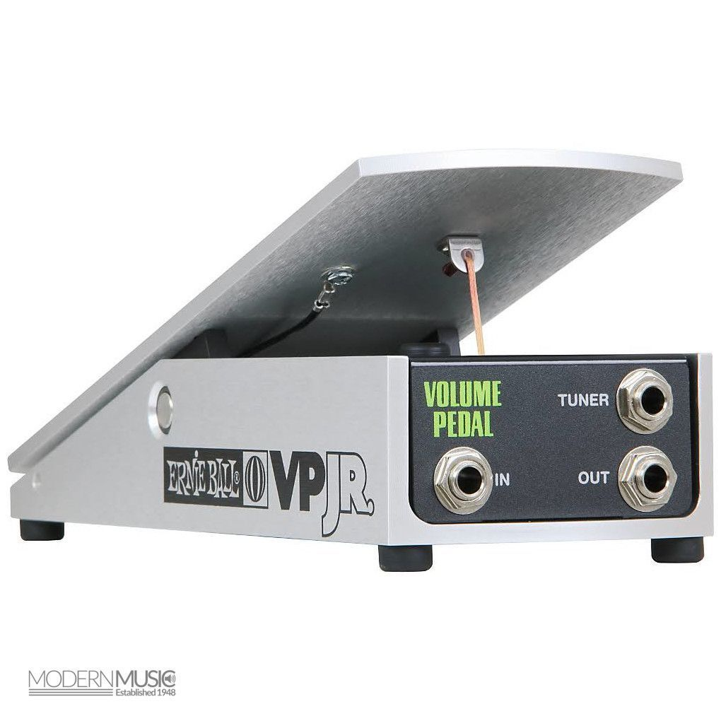 Ernie Ball VP Jr. Volume Pedal - a timeless and well made volume ...