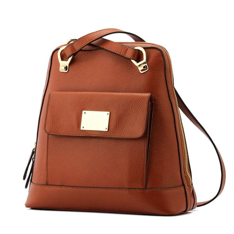 Venta de mochilas de cuero de marca original en línea bolso de moda para  niñas  AL93005  - €100.50   bzbolsos.com ce126dd21f1c2