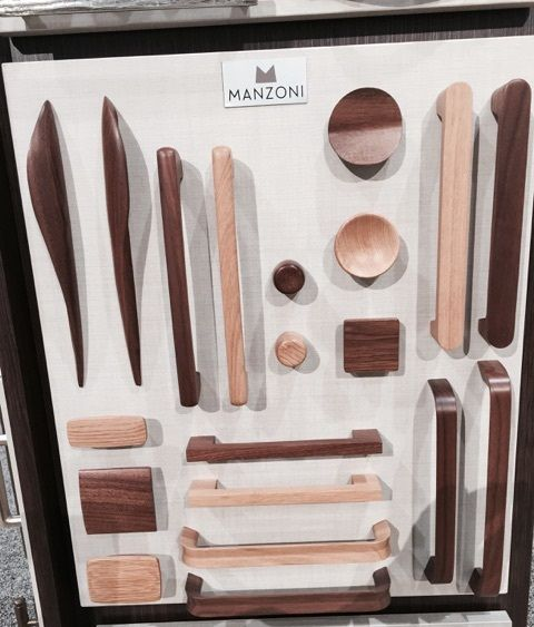 Manzoni's NEWEST #Wood #Collection - #trend #KITCHEN #Cabinet ...