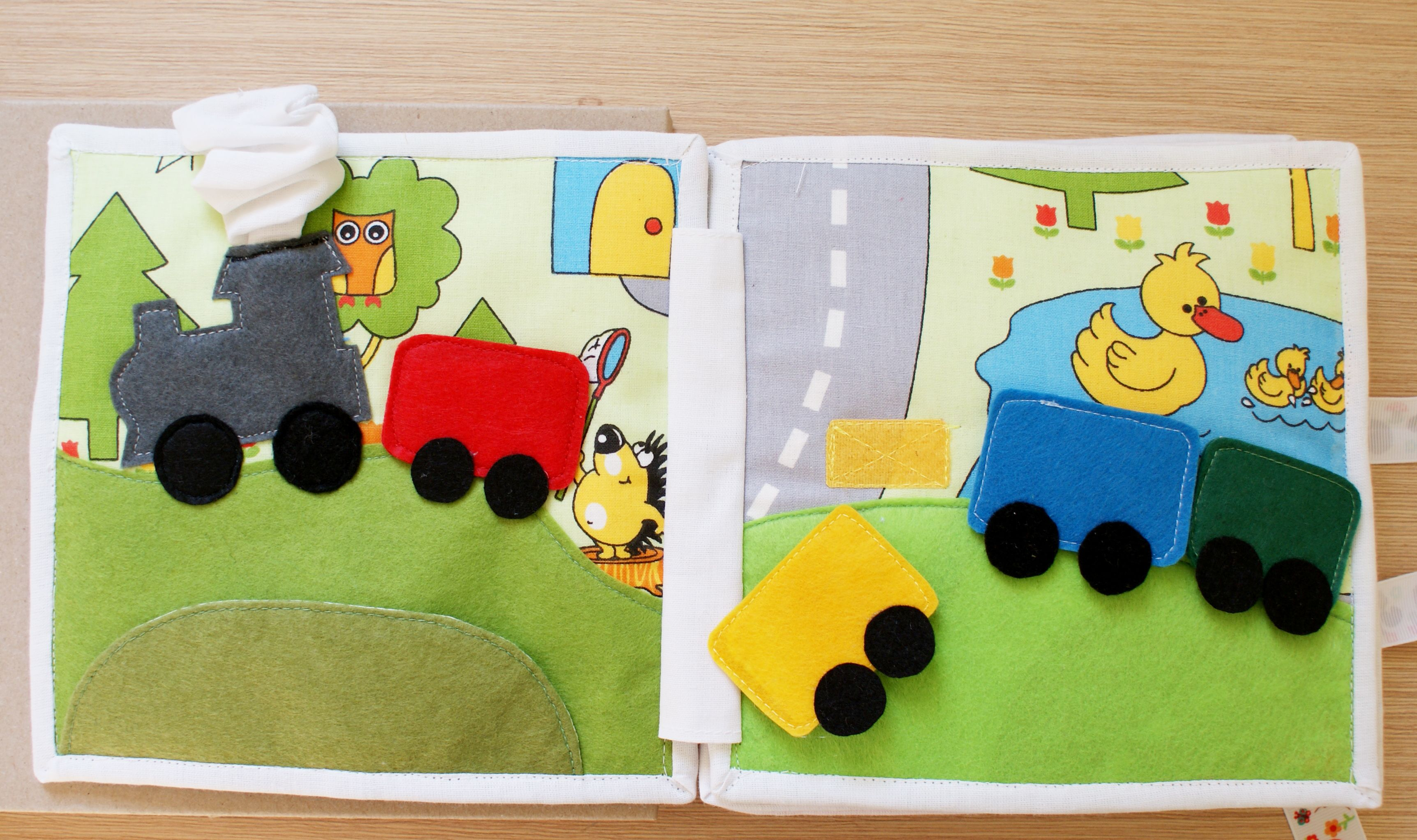 quiet book QuietBookToys busy book toddler book soft travel