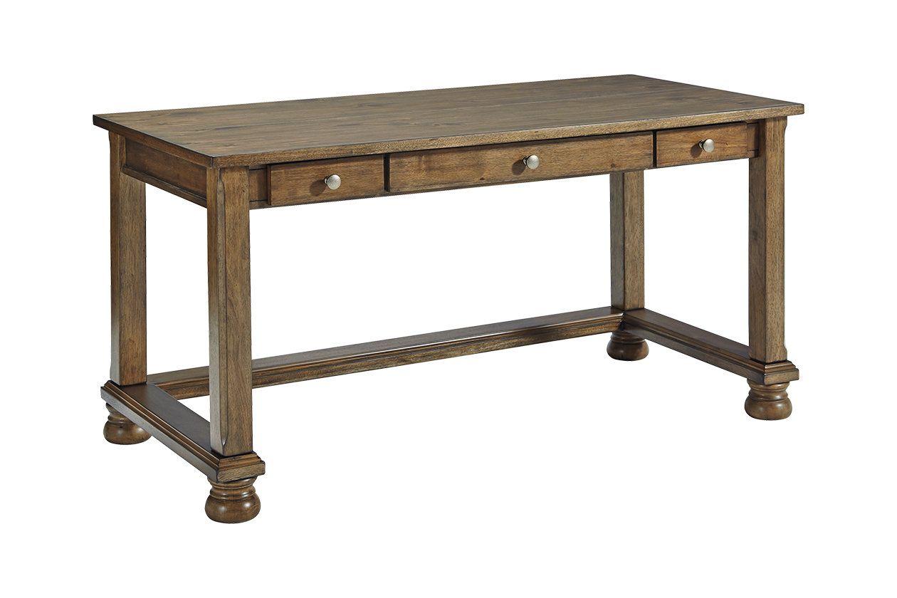 Flynnter 60 Home Office Desk Ashley Furniture Homestore Office Desk Home Office Desks Ashley Furniture Homestore