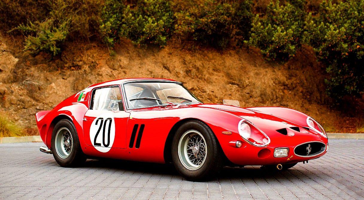 1962 Ferrari 250 Gto Berlinetta Scaglietti Expensive Cars Retro Cars Most Expensive Car