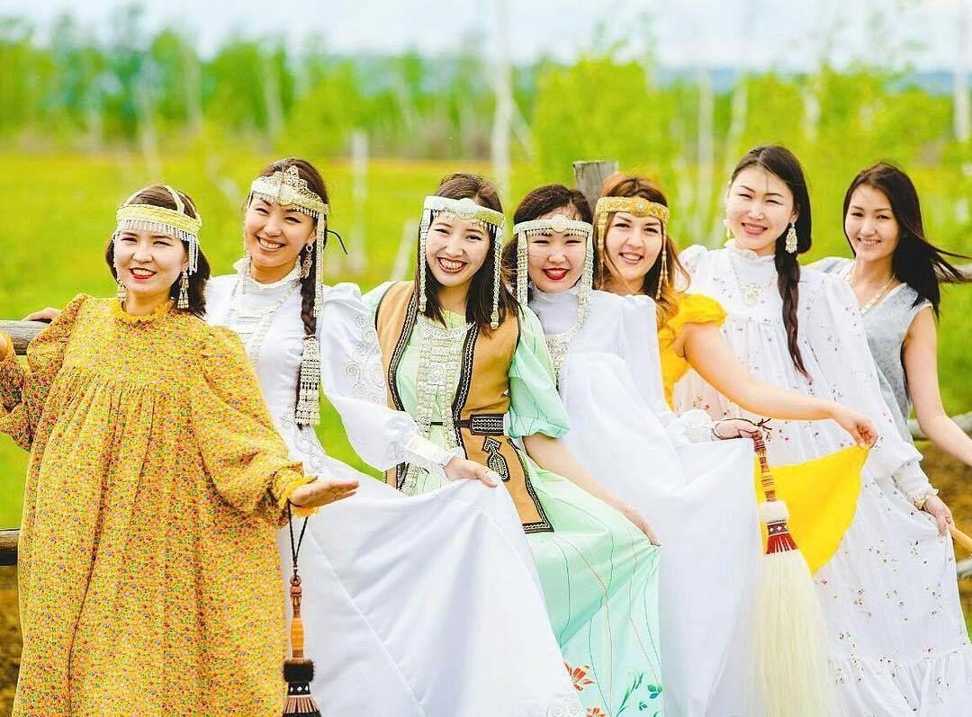 yakutistan kızları ile ilgili görsel sonucu