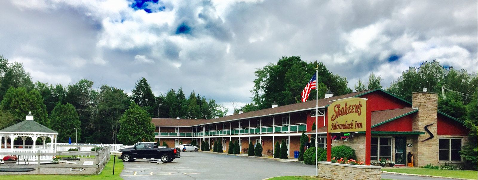 New York Lodging In Tupper Lake At Shaheens Adirondack Inn An Motel