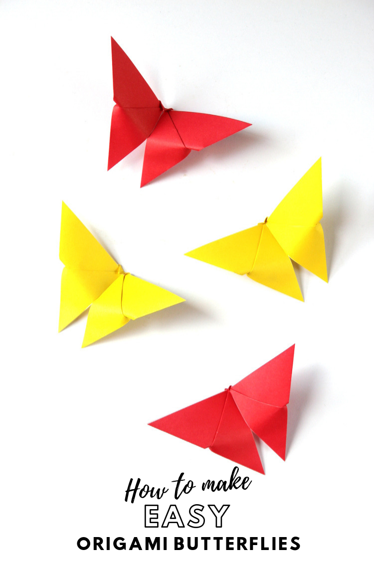 Easy Origami Cat - Make-Origami.com | 1125x750
