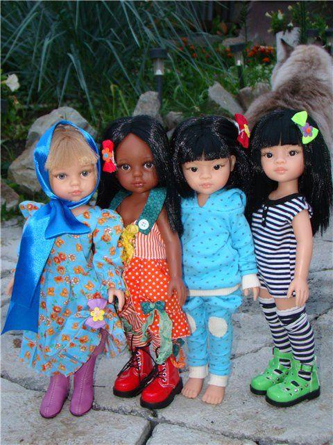 Лиу азиатка с длинными волосами. / Игровые куклы / Шопик. Продать купить куклу / Бэйбики. Куклы фото. Одежда для кукол