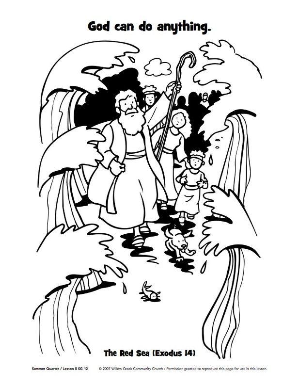 David Spares Saul Coloring Page