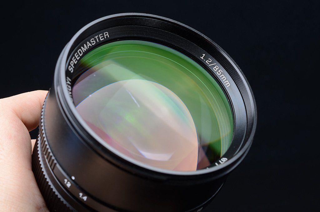Speedmaster f/0.95 nova lente ultrarrápida da ZY Optics