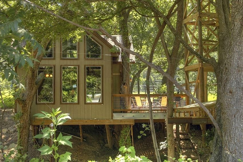 Canyon Lake Vacation Rental   VRBO 316779   1 BR Hill Country Cabin In TX,