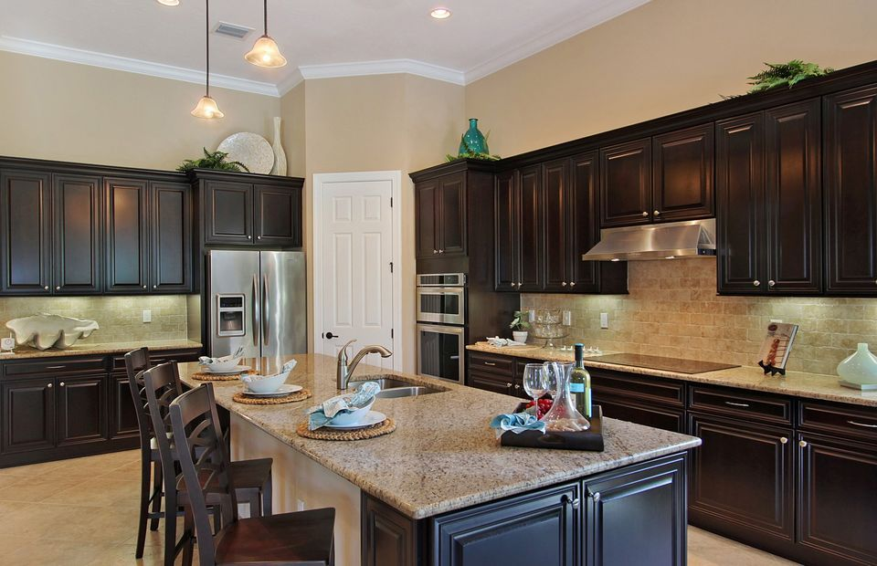 Kitchen Model Homes pulte homes models bedrooms | pulte homes hosts model showcase