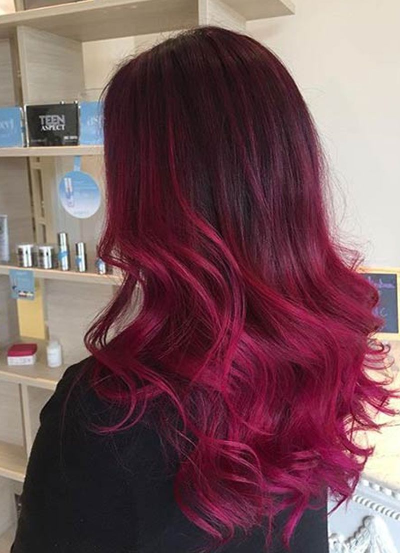 Pin by Talyr Mobley on Beauty  Pinterest  Hair coloring Red hair