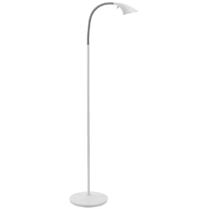 Todo tipo de lámparas de pie en Luz Deco Lámparas blancas