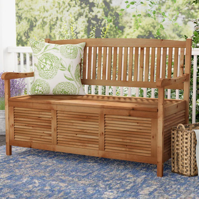 Brilliant Brisbane Wooden Storage Bench In 2019 Outdoor Urban Living Caraccident5 Cool Chair Designs And Ideas Caraccident5Info