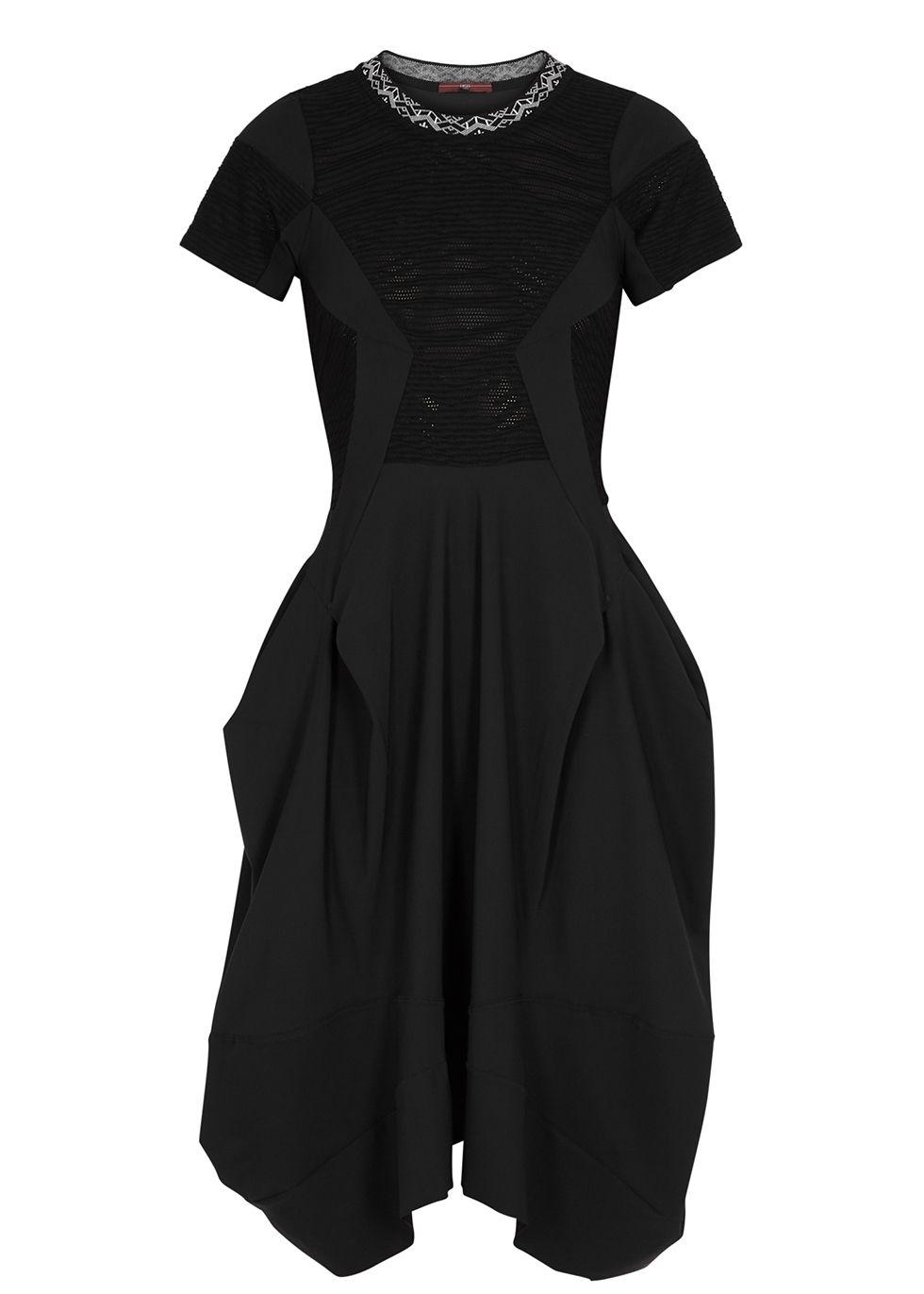 Harvey Nichols High Praise Black Jersey Midi Dress 365 00 Black Jersey Midi Dress Weekend Dresses Dress 365 [ 1372 x 980 Pixel ]