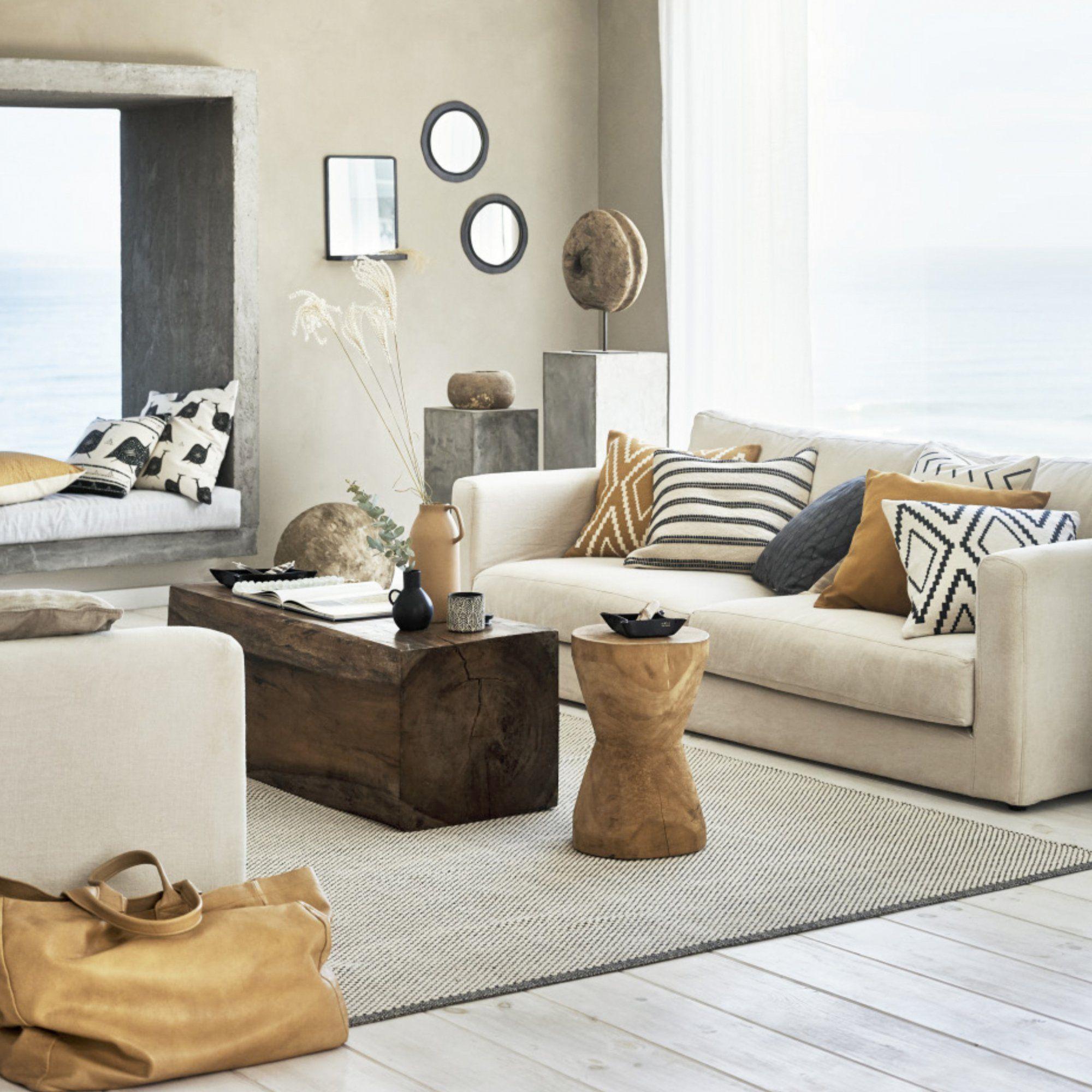 L'automne s'annonce scandi-cool avec H&M Home | Déco salon ...
