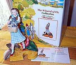 Wizard of Oz Collector's Treasures Page I