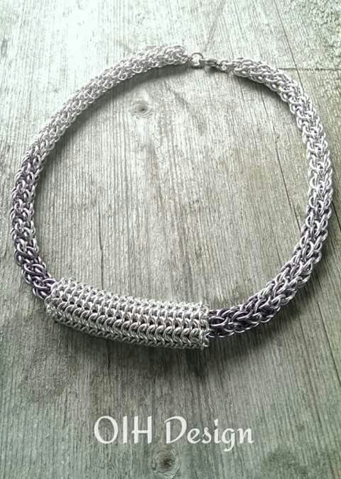 #Chainmaille