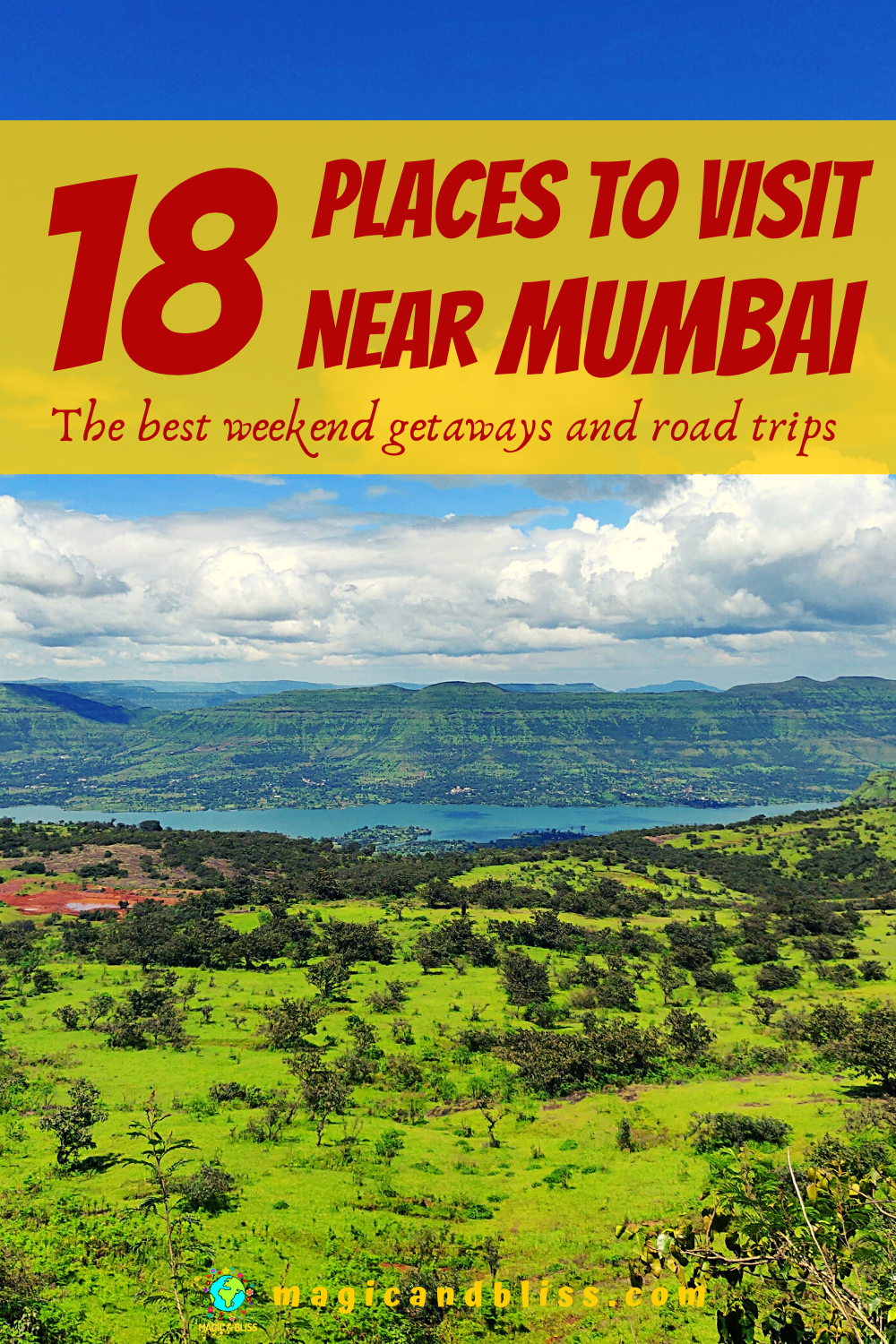 18 Places To Visit Near Mumbai The Best Weekend Getaways And Road Trips Travel Destinations Asia Trip Travel