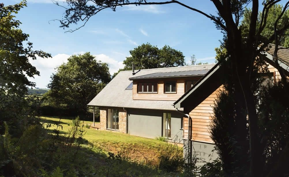 A remodelled 1960s house with wood cladding extension - Exterior cladding cost comparison ...