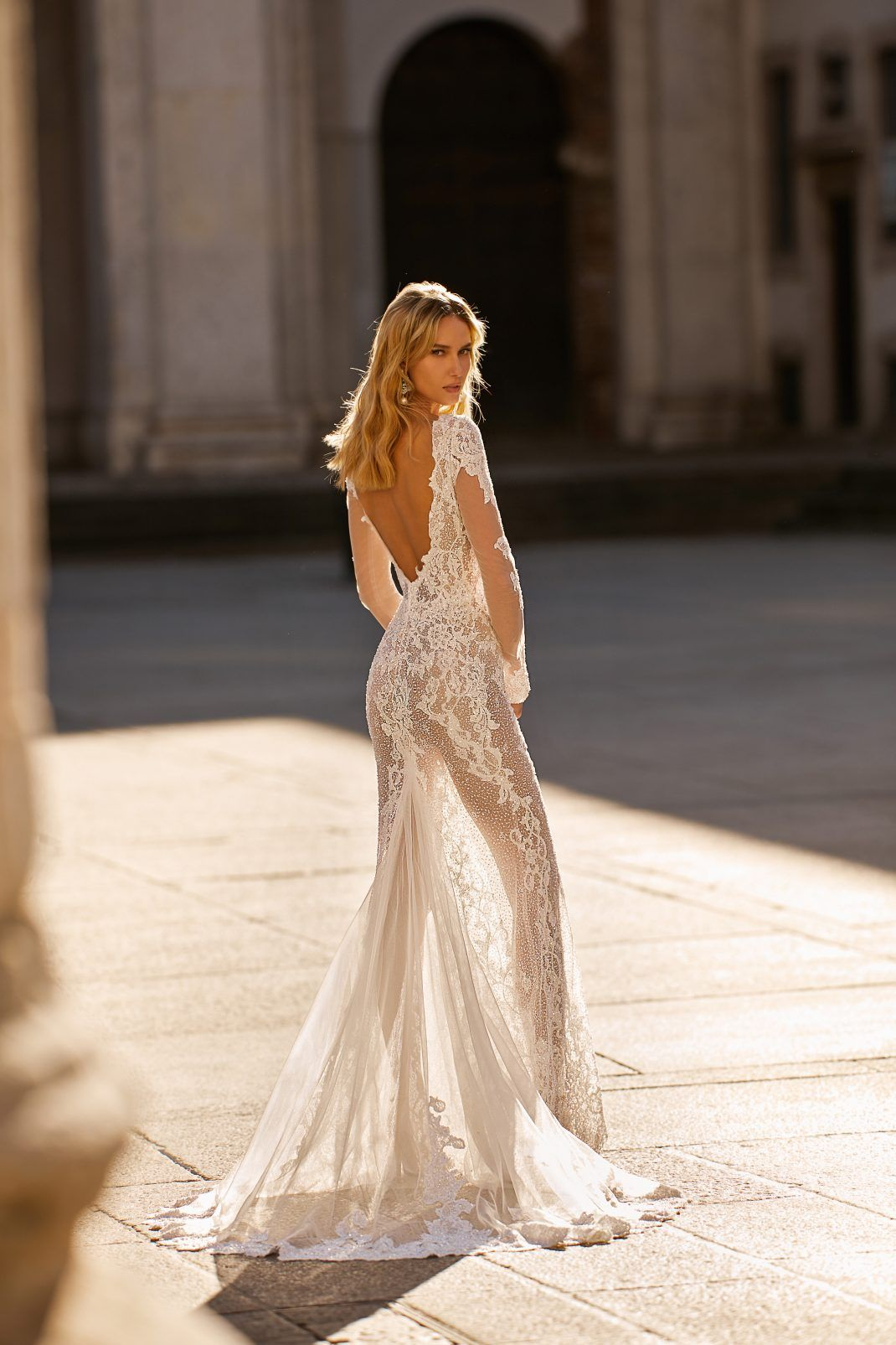 Berta Spring/Summer 2020 Collection Amazing wedding