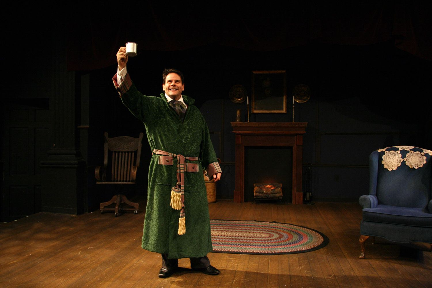 anthony p rodriguez in charles dickens a christmas carol