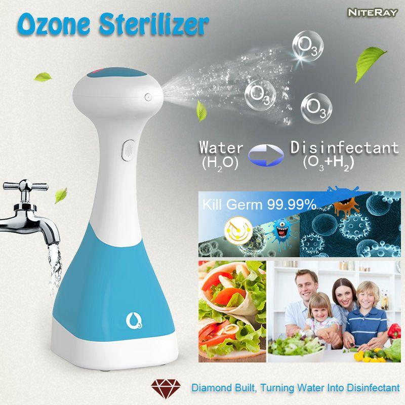 Ozone Generator Medical Home Food Vegetable Washing Water Ozone