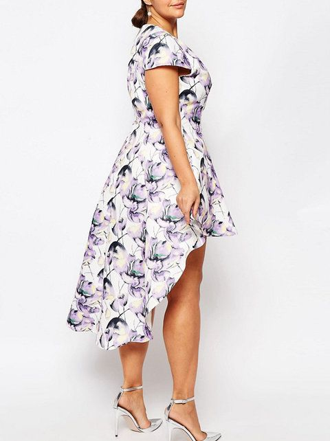 13 Plus-Size Guest Dresses to Wear to a Summer Wedding | Wedding ...
