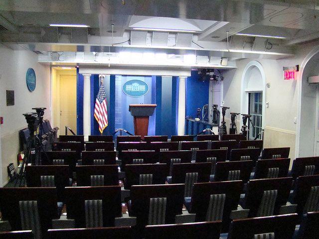 The White House Press Room White House Washington Dc White House Tour White House Usa