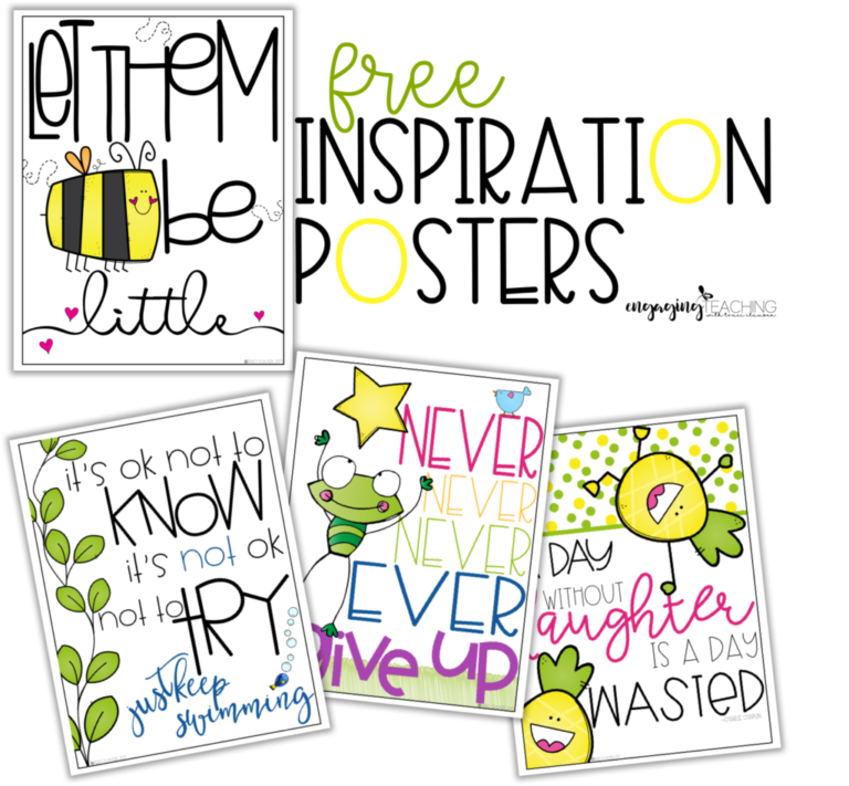 Classroom Reveal And Inspiration Classroom Style Freebies