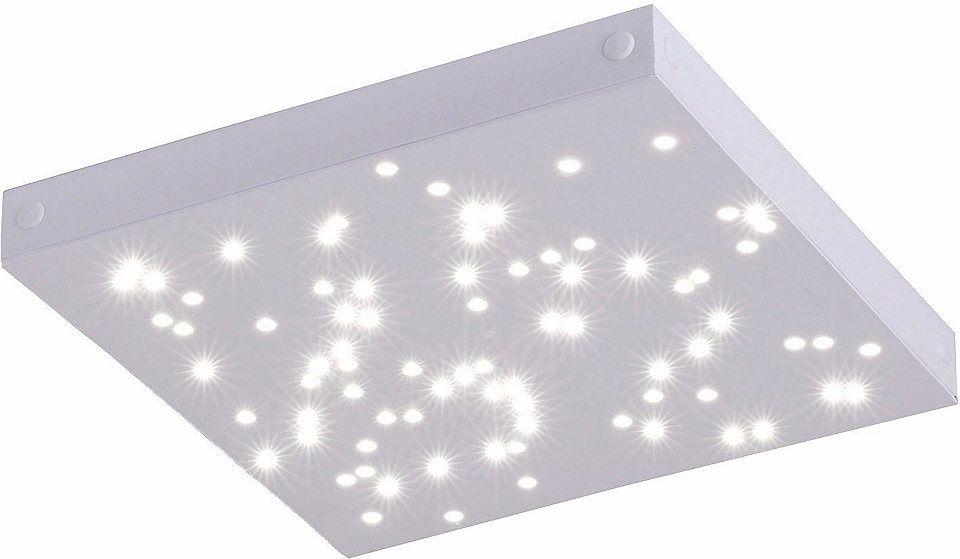 Paul Neuhaus LED-Deckenleuchte, 2flg, Master-Paneel, »UNIVERSE - Led Deckenlampen Küche