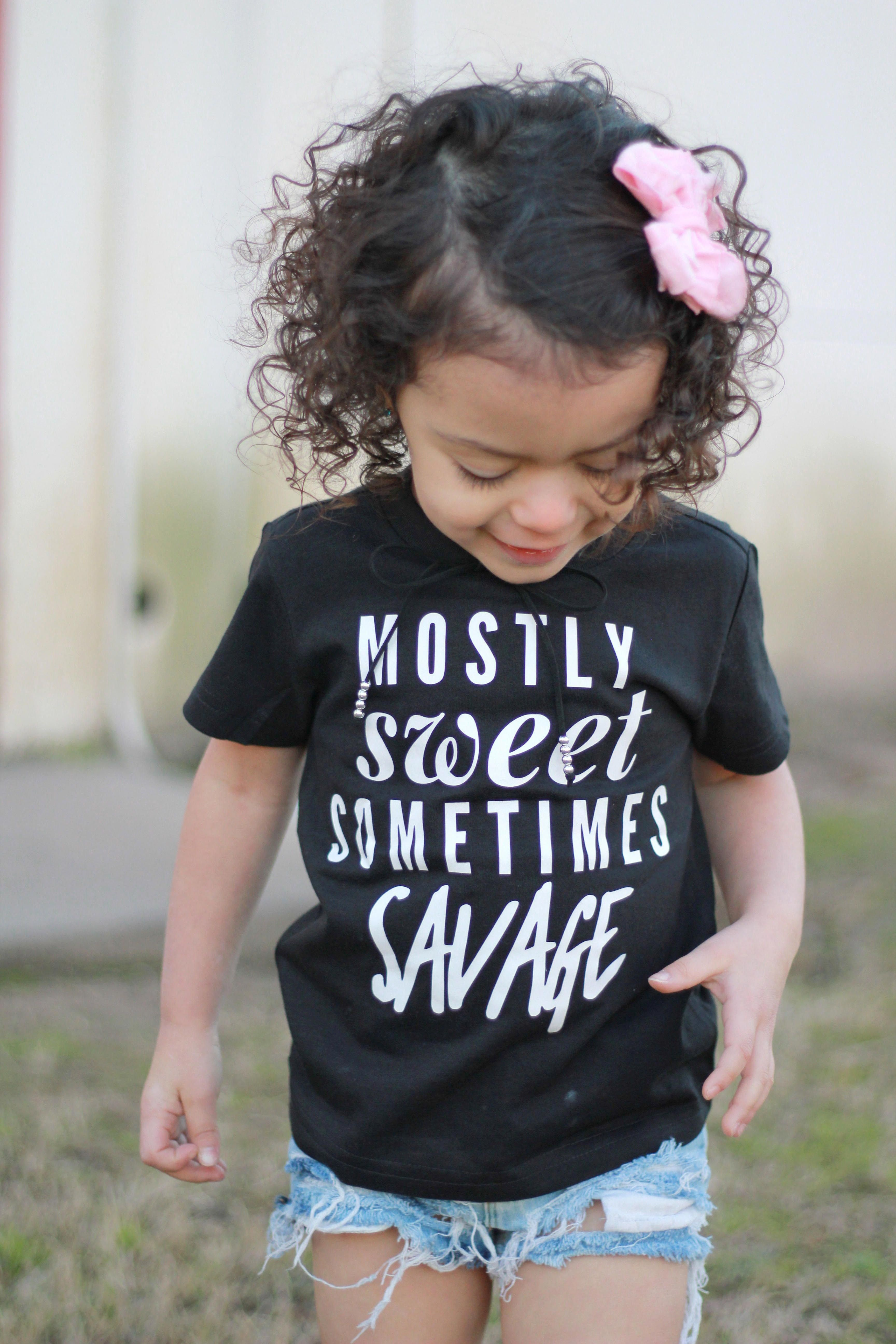 Girl Graphic Urban Style Kids Clothes Trendy Toddler Tee Boy Graphic Tee Urban Street Unisex Baby Clothes Taking it Easy Kids Tee