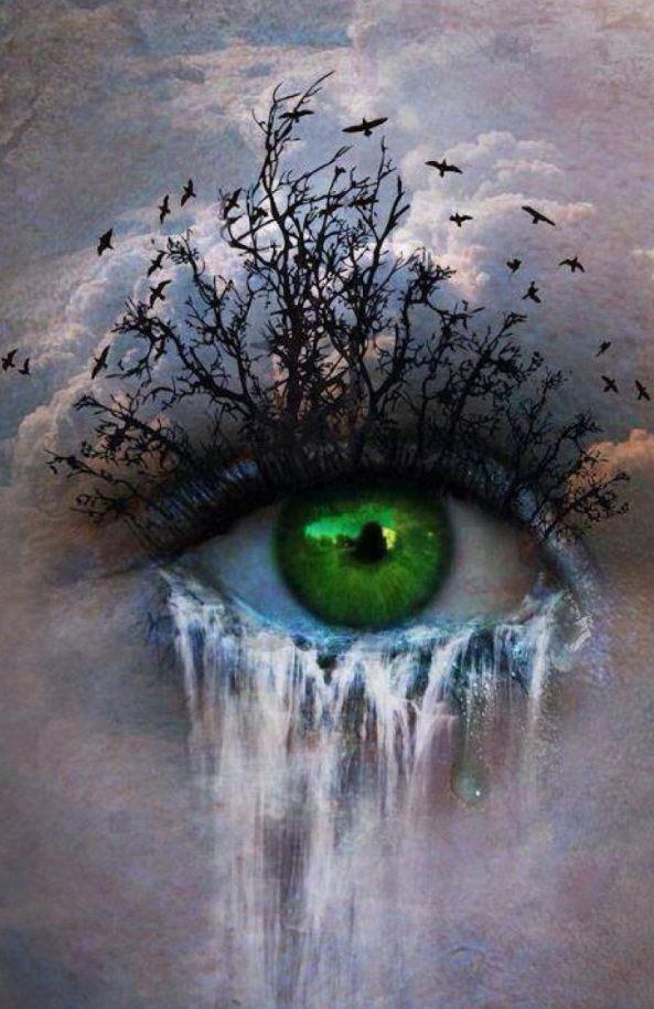 Tears Of Mother Earth Mother Nature Tattoos Nature Drawing Pictures Eyes Artwork