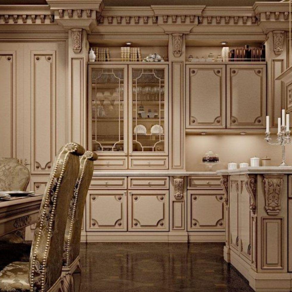 37 Classic Kitchen Design Luxury Cabinets Fundamentals Explained Beterhome Modern Kitchen Cabinet Design Classic Kitchen Design Classic Kitchens