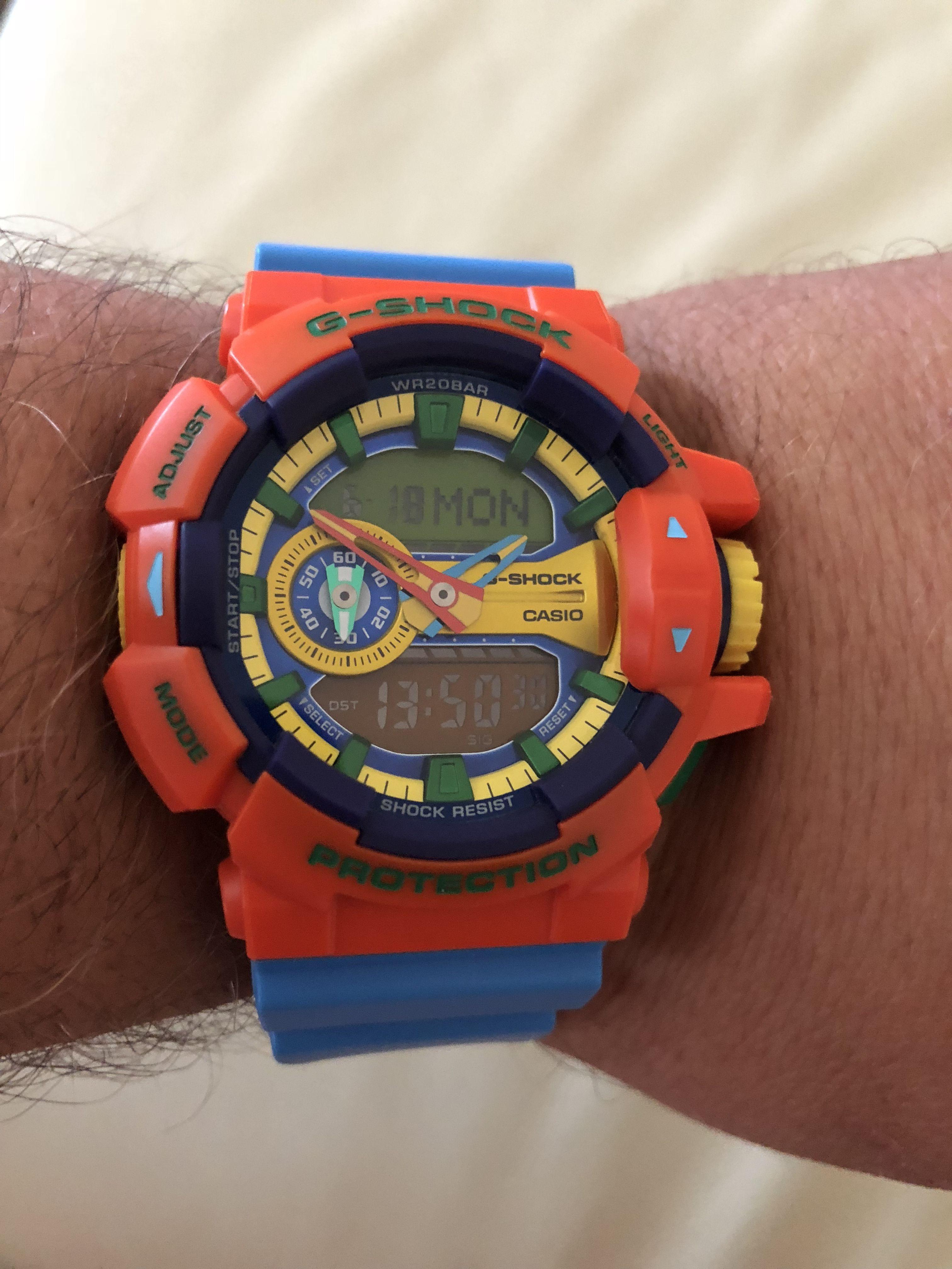 Casio gshock limited edition g shock watches g shock