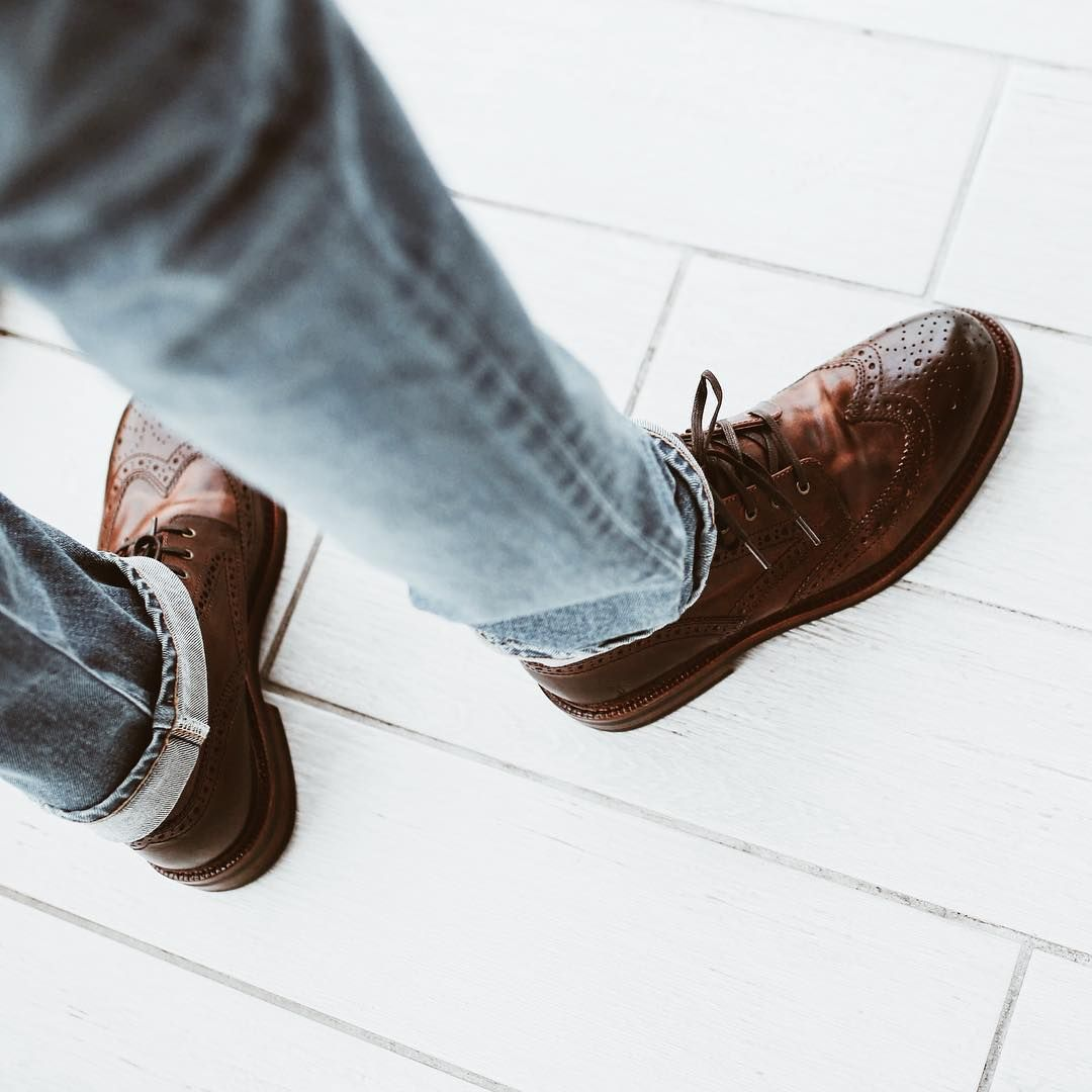 6add6dcce New for him: the Graham Brogue Chukka | The Frye Company | | HIS ...
