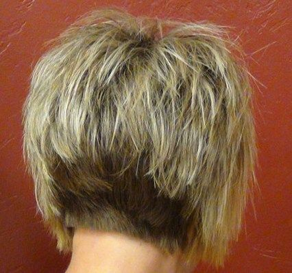 Bob Frisuren Kurz Hinten Hair Styles Pinterest Bobs Pixies