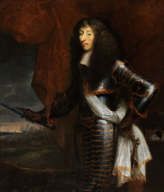 Louis Ii De Bourbon 4e Prince De Conde Et Duc De Bourbon 1621 1686 Prince Du Sang De France Surnomme Le Grand Conde Pinturas Antiguas Arte Antigua