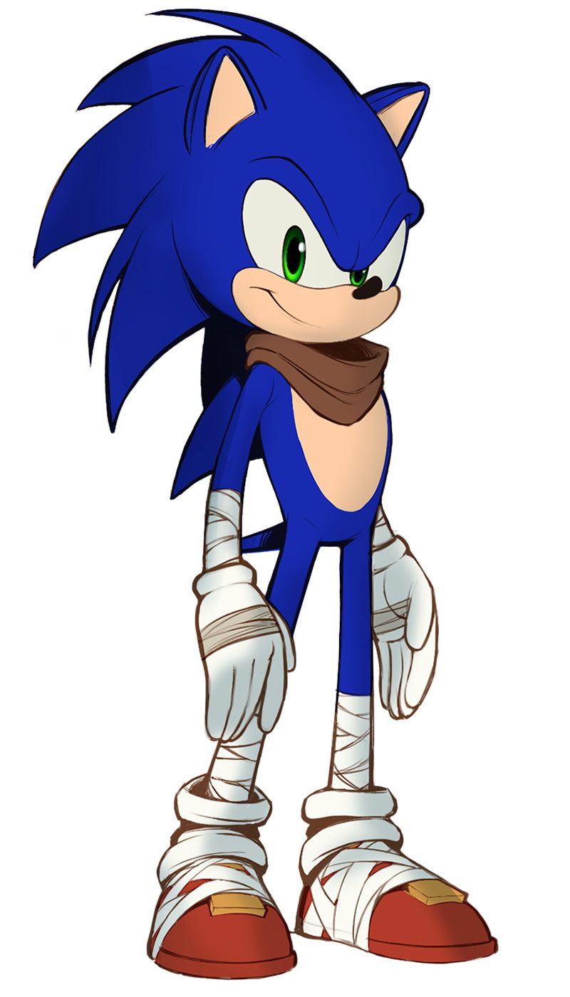 sonic the hedgehog characters art sonic boom sonic
