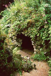 Stourhead Gardens - the Grotto