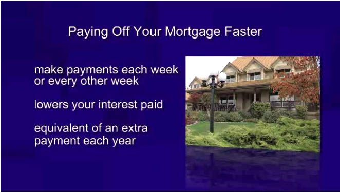 Paying Off Your Mortgage Faster.  http://ianmacleodmortgage.ca/#viddler1    #Mortgage #Business #Buy #Fast #Services #Home